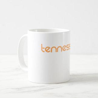 Caneca De Café Laranja de Tennessee