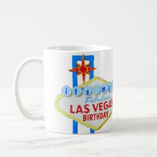 Caneca De Café Las Vegas 30thBirthday