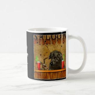 Caneca De Café Lebre do cão