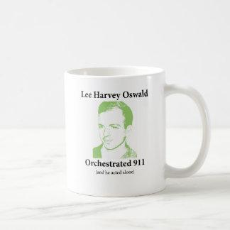 Caneca De Café Lee Harvey Oswald orchestrated 911