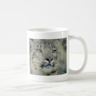 Caneca De Café leopardo de neve