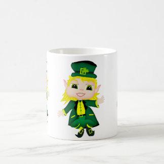 Caneca De Café Leprechaun irlandês