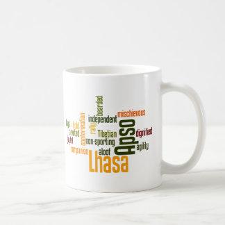 Caneca De Café Lhasa Apso
