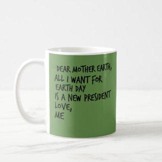 Caneca De Café Liberal político engraçado de Democrata do humor