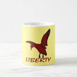 Caneca De Café Liberdade do pato