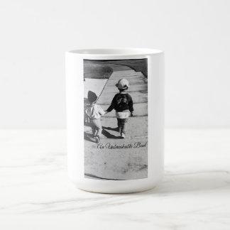 Caneca De Café Ligação inquebrável