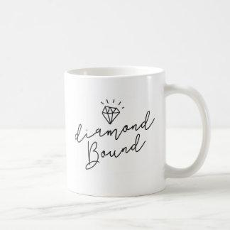 Caneca De Café Limite do diamante
