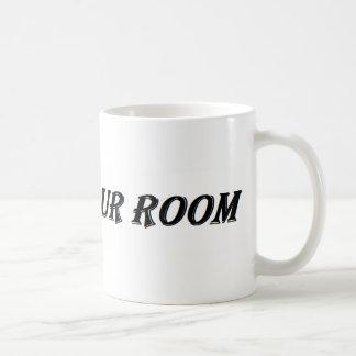 Caneca De Café limpe sua sala