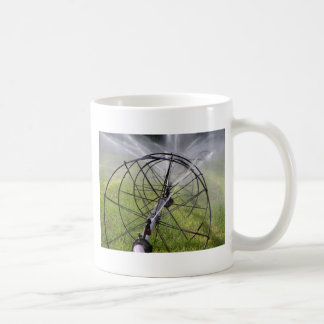 Caneca De Café Linha da roda da irrigação