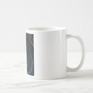 Caneca De Café Linha de fluxo ondulada