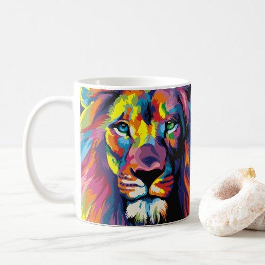 CANECA DE CAFÉ LION KING