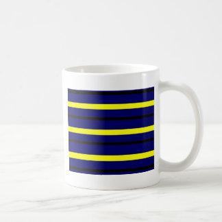 Caneca De Café Listra azul escuro de Derby
