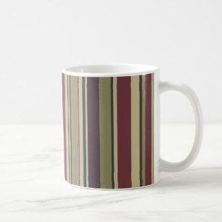 Caneca De Café Listras: Esquema de cores de Phoenix: