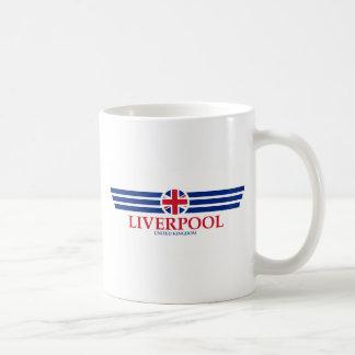 Caneca De Café Liverpool