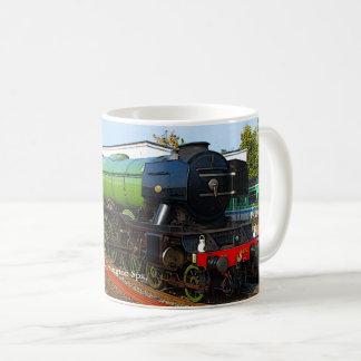 """Caneca De Café LNER 4472"""" Scotsman do vôo"""" em termas de"""
