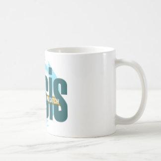 Caneca De Café Logotipo do norte dos oásis de Wasatch