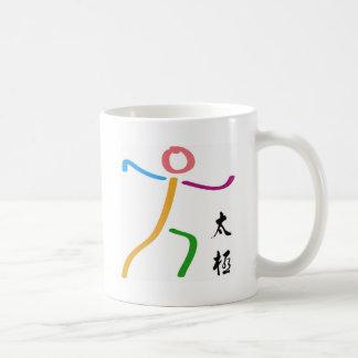 Caneca De Café Logotipo do qui da TAI