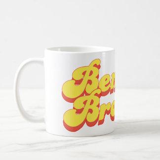 Caneca De Café Logotipo dos irmãos de Bembom