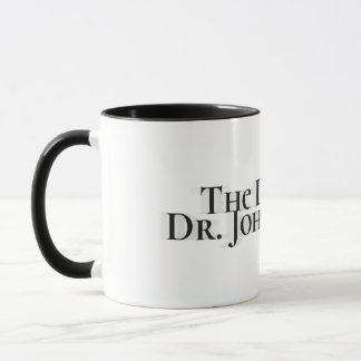 Caneca de café - logotipo invertido oficial