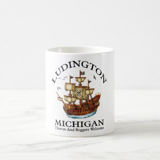 Caneca De Café Ludington Michigan 2