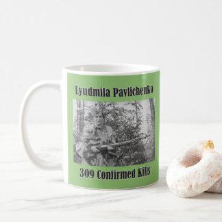 Caneca De Café Lyudmila Pavlichemko
