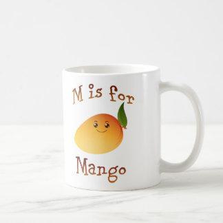 Caneca De Café M é para a manga
