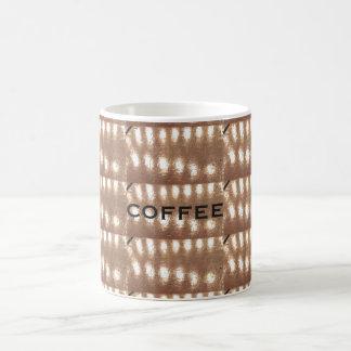 caneca de café Madeira-projetada