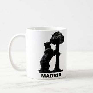 Caneca De Café Madrid
