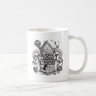Caneca De Café Mágico do assassino do vaticano