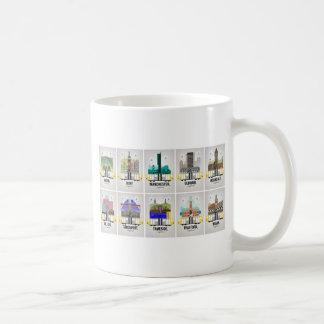 Caneca De Café Maior Manchester