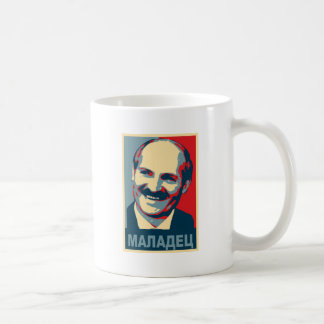 Caneca De Café Maladec de Aleksandr Lukashenko