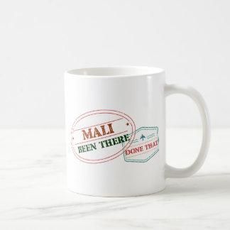 Caneca De Café Mali feito lá isso