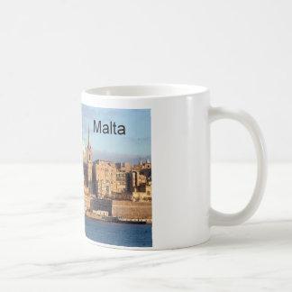 Caneca De Café Malta Valletta (St.K)