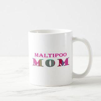 Caneca De Café MaltipooMom