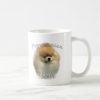 Caneca De Café Mamã 2 de Pomeranian