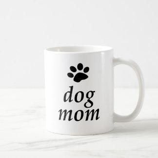 Caneca De Café Mamã do cão
