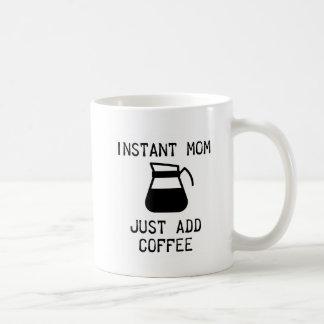 Caneca De Café Mamã imediata