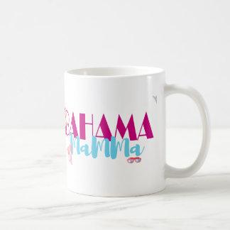 Caneca De Café Mamães de Bahama