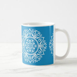 Caneca De Café Mandala do Bluebird