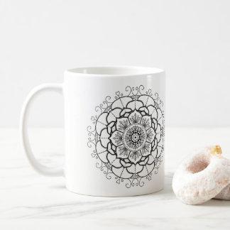 Caneca De Café Mandala do maná