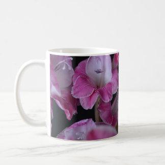 Caneca De Café Maneira cor-de-rosa bonito de começar o dia!