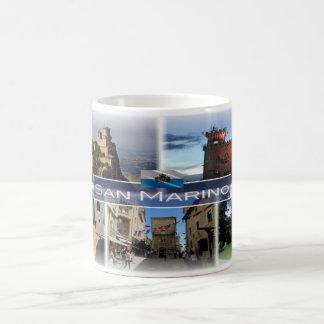 Caneca De Café Manutenção programada San Marino -