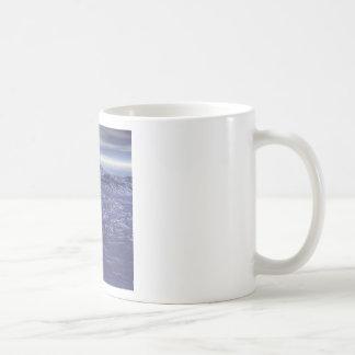Caneca De Café Mar congelado de Netuno