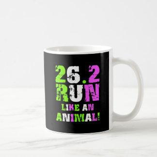 Caneca De Café Maratona 26,2 engraçada