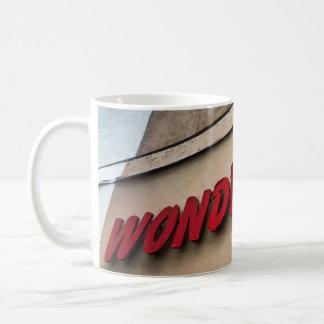 Caneca de café maravilhosa