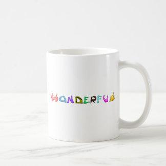 Caneca De Café Maravilhoso