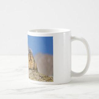 Caneca De Café Marmota alpinas