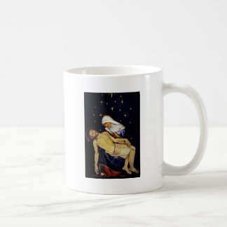 Caneca De Café Mary que guardara Jesus