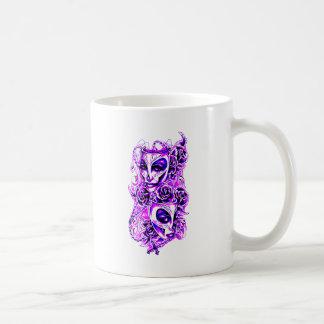 Caneca De Café Máscaras