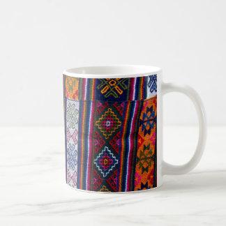 Caneca De Café Matéria têxtil butanesa